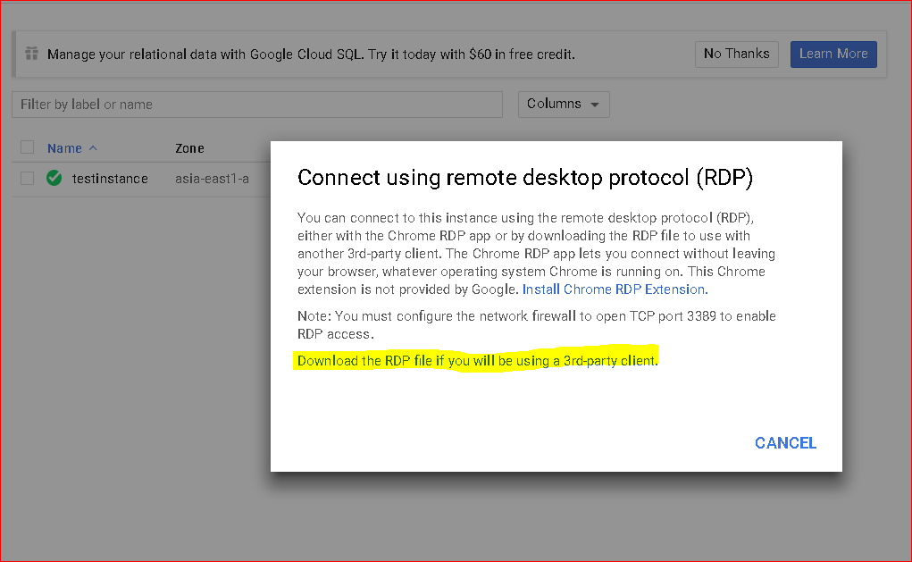 37+ Cara Membuat Rdp Di Google Cloud paling mudah